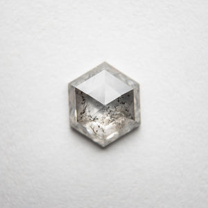 1.07ct 7.74x6.48x2.65mm Hexagon Rosecut 18131-05