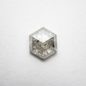 1.04ct 7.23x6.22x2.74mm Hexagon Rosecut 18131-06