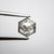 1.02ct 7.22x6.24x2.71mm Hexagon Rosecut 18131-07