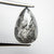 3.43ct 12.63x8.27x3.61mm Pear Rosecut 18132-06