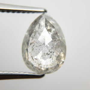 2.88ct 11.02x8.05x3.79mm Pear Rosecut 18133-05