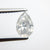1.02ct 8.03x5.42x3.56mm Pear Brilliant 18133-12