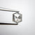 0.80ct 6.19x5.14x2.53mm Hexagon Rosecut 18134-03