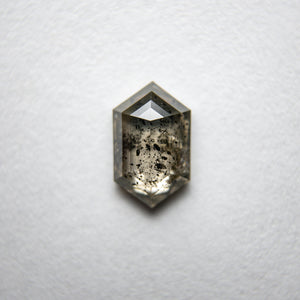 0.83ct 7.89x4.93x2.28mm Hexagon Rosecut 18134-09