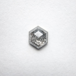 0.54ct 5.59x4.76x2.37mm Hexagon Rosecut 18134-27