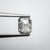 1.17ct 6.11x4.92x3.34mm Cut Corner Rectangle Rosecut 18134-38