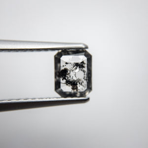 0.84ct 6.08x4.88x2.52mm Cut Corner Rectangle Rosecut 18134-40