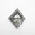 0.97ct 8.63x7.79x2.55mm Kite Rosecut 18135-04