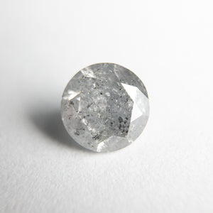 1.09ct 6.63x6.60x3.87mm Round Brilliant 18138-01