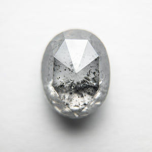 3.52ct 9.68x7.75x5.02mm Oval Double Cut 18143-01