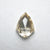 0.91ct 8.24x6.08x2.81mm Geo Pear Rosecut 18146-01