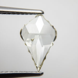 1.26ct 11.69x7.73x2.14mm SI1 Chandelier Rosecut 18157-01