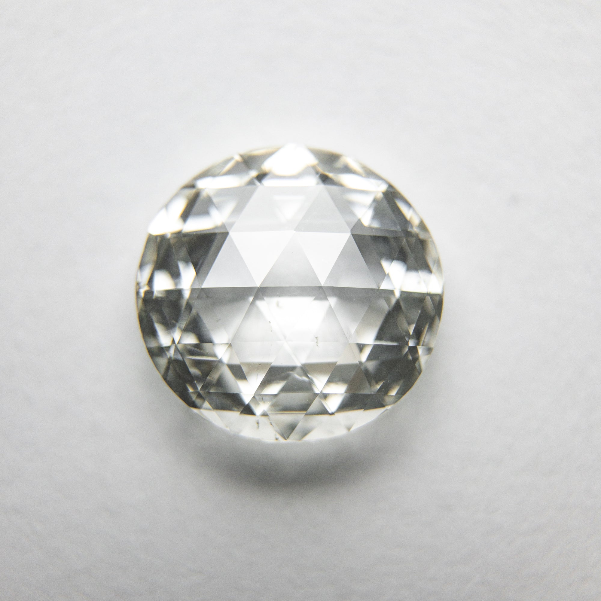 1.59ct 8.36x8.13x2.80mm Round Double Cut 18162-02