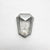 0.99ct 7.70x5.86x2.52mm Shield Rosecut 18166-04