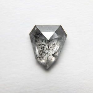 1.02ct 7.53x6.52x2.67mm Shield Rosecut 18166-05