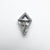 0.57ct 7.21x4.65x2.91mm Kite Rosecut 18167-13