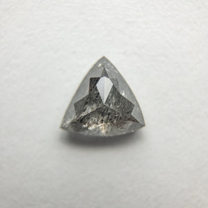 0.86ct 6.13x6.59x2.89mm Trillion Rosecut 18167-28