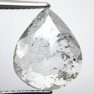 4.15ct 13.56x11.29x3.05mm Pear Rosecut 18189-01