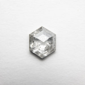 0.59ct 6.08x5.08x2.20mm Hexagon Rosecut 18191-02