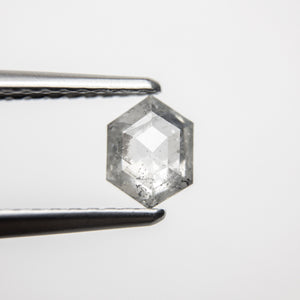 0.42ct 5.88x4.38x1.94mm Hexagon Rosecut 18191-06