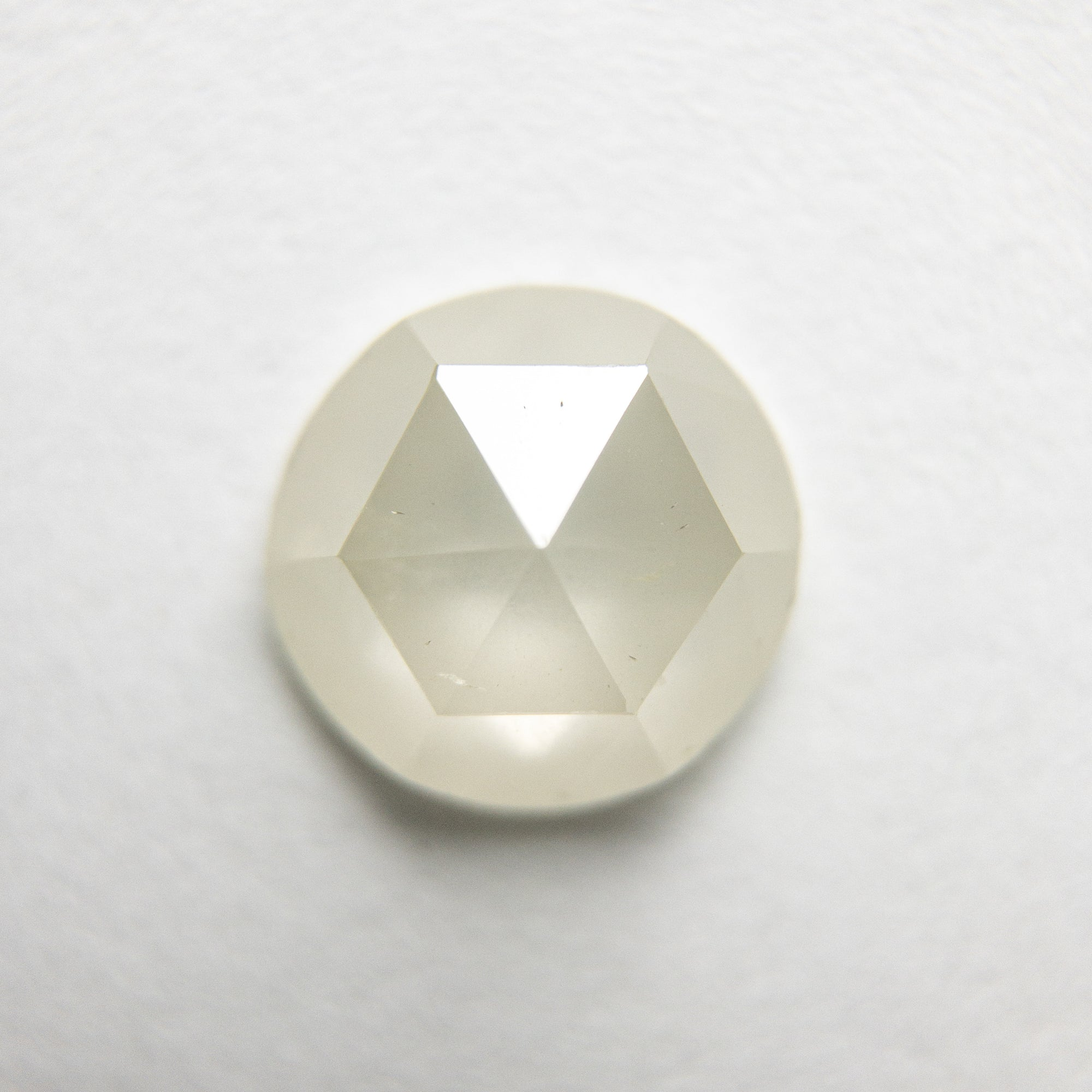 1.61ct 7.68x7.58x3.33mm Round Rosecut 18194-31