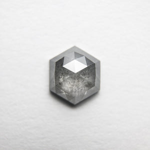 0.75ct 6.39x5.53x2.50mm Hexagon Rosecut 18196-02