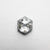 0.65ct 5.62x4.82x2.75mm Hexagon Rosecut 18196-05