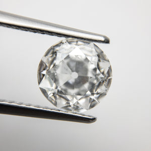 1.50ct 7.82x7.63x3.41mm GIA SI2 D Old European Cut 18206-01