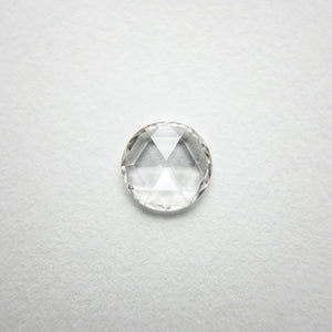 0.32ct 5.08x5.03x1.32mm Round Rosecut 18209-04