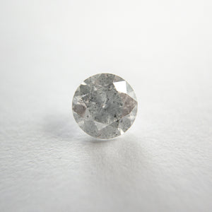 0.81ct 5.74x5.73x3.65mm Round Brilliant 18217-05 hold d961