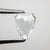 1.02ct 8.23x6.93x1.82mm VS2 G Shield Rosecut 18218-14