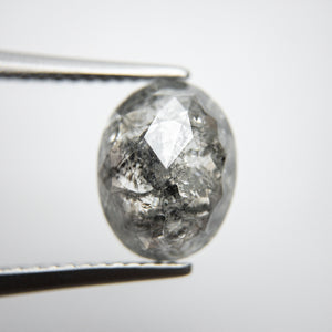 2.92ct 10.61x8.16x3.78mm Oval Rosecut 18219-03
