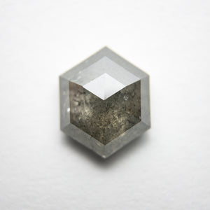 2.82ct 10.35x8.35x3.78mm Hexagon Rosecut 18221-02