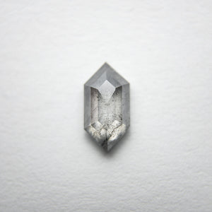 0.66ct 7.88x4.08x2.32mm Hexagon Rosecut 18221-05