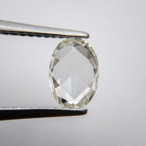 1.01ct 8.43x5.96x2.08mm VS2 K Oval Rosecut 18235-02