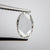 0.93ct 9.24x6.15x1.68mm VS2 J Oval Rosecut 18235-03