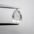 1.15ct 8.35x6.01x2.48mm VS1 K Pear Rosecut 18235-10