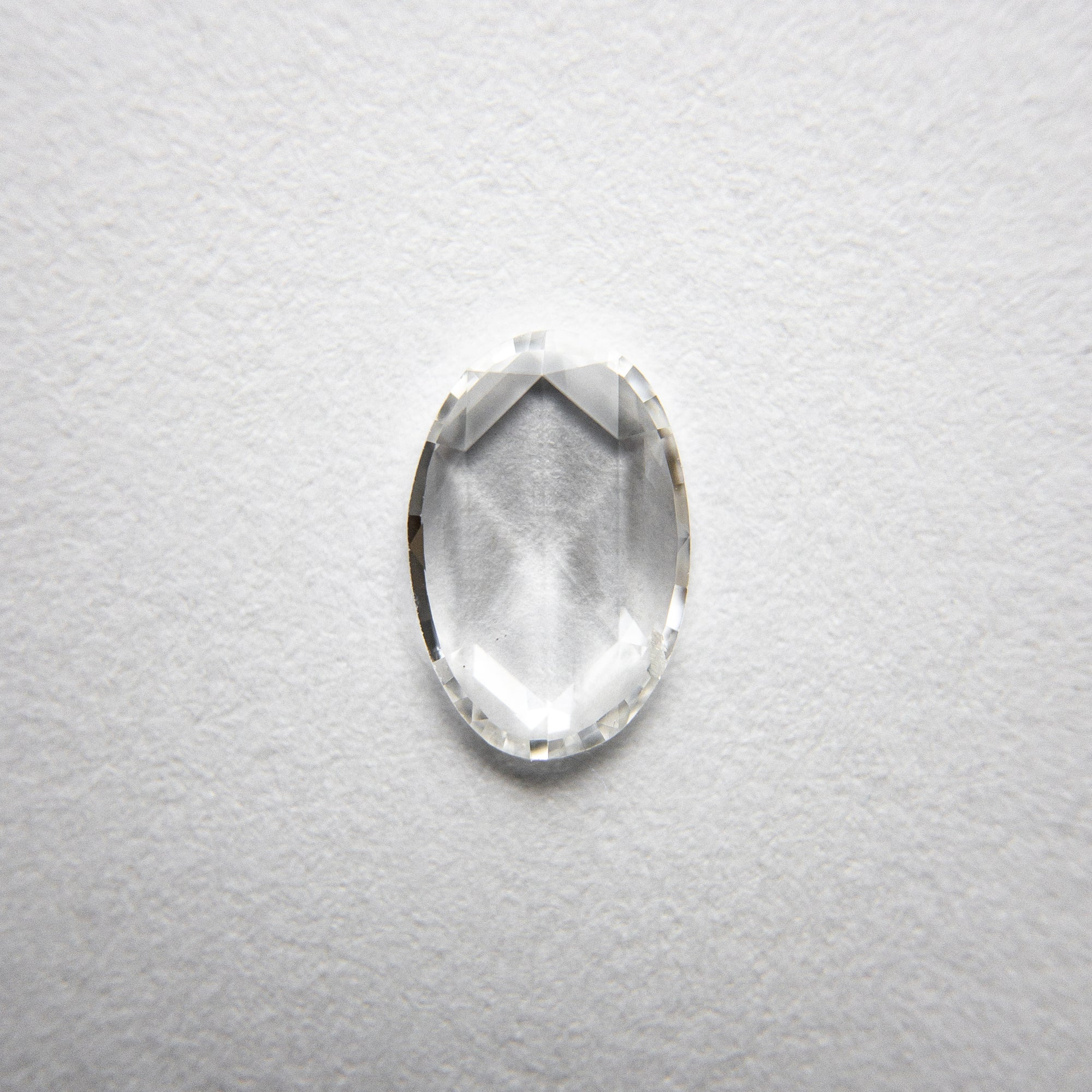 0.36ct 6.97x4.64x1.23mm Oval Rosecut 18237-01