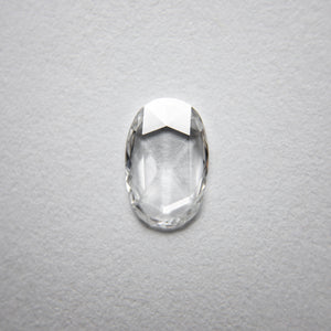 0.36ct 7.26x4.73x1.15mm Oval Rosecut 18237-02