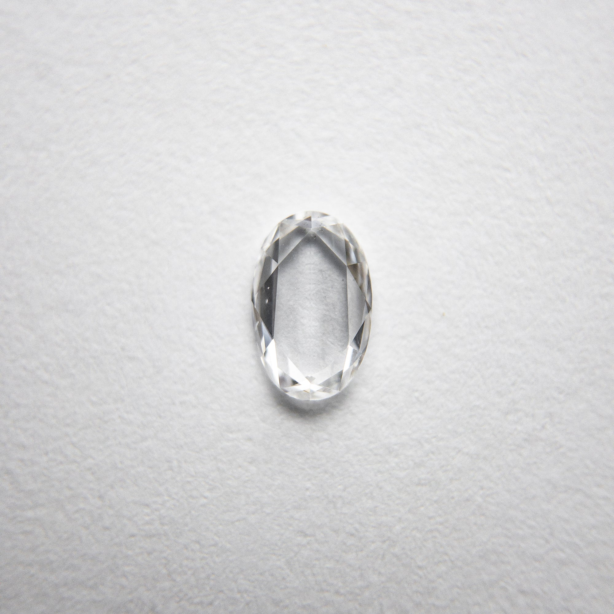 0.26ct 5.73x3.68x1.23mm Oval Rosecut 18238-08
