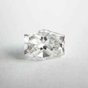 1.00ct 6.93x5.33x3.76mm GIA VS1 G Hexagon Brilliant Cut 18240-1