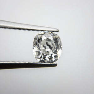 1.01ct 6.40x5.79x3.68mm GIA VS2 G Antique Old Mine Cut 18240-3