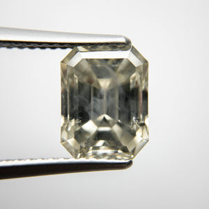 3.57ct 9.71x7.51x5.31mm SI2/I1 Emerald Step Cut 18249-02