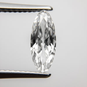 1.09ct 11.35x4.74x2.87mm GIA VVS1 D Oval Brilliant 18260-02
