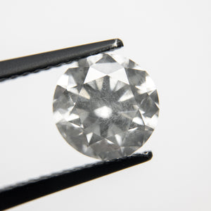 2.01ct 7.96x7.88x5.01mm Round Brilliant 18264-01