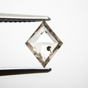 0.89ct 9.13x7.41x2.34mm Kite Rosecut 18285-02