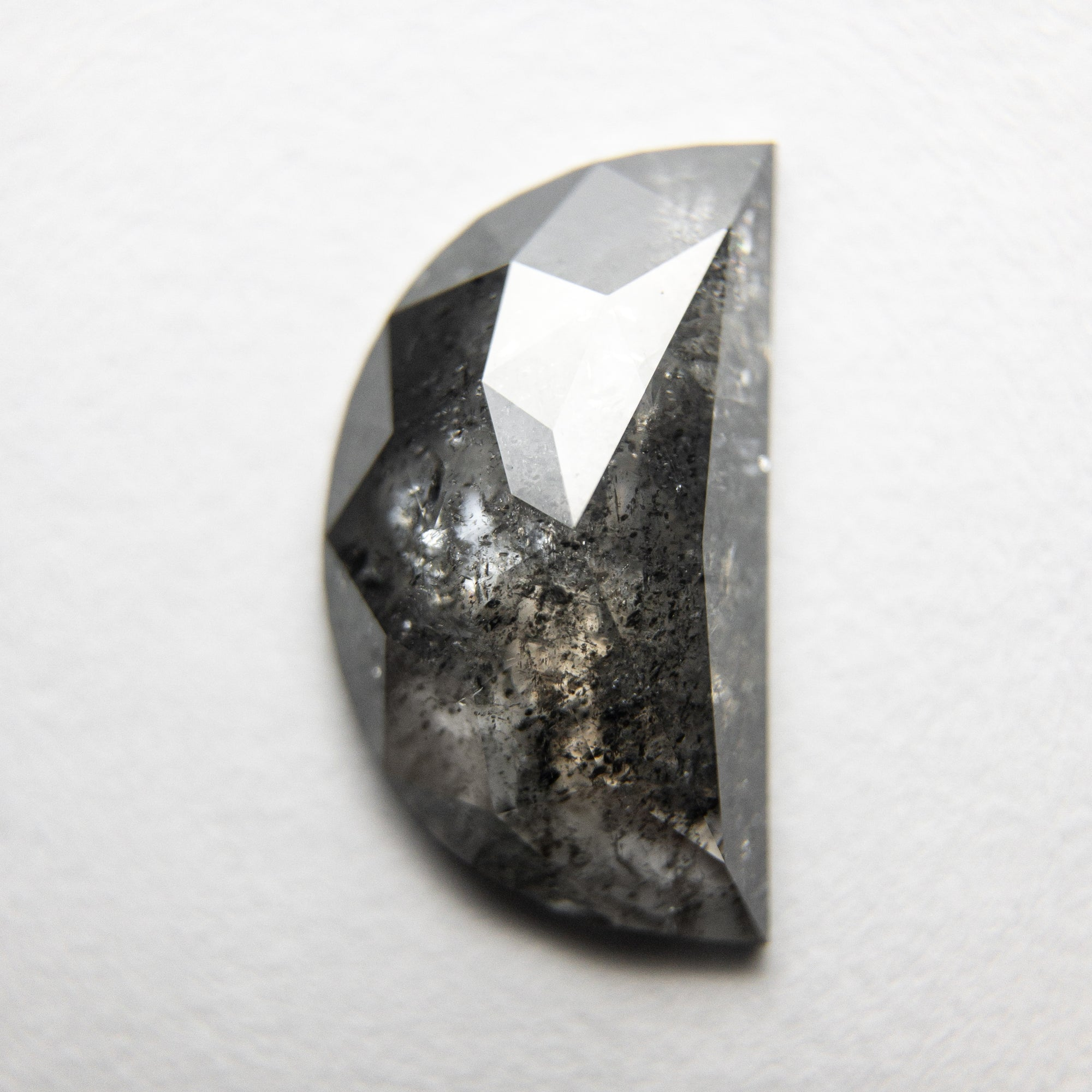 1.85ct 11.67x6.77x2.68mm Half Moon Rosecut 18287-02