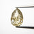 2.28ct 9.51x6.52x4.37mm Pear Double Cut 18289-01