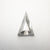 0.78ct 9.21x6.20x2.38mm Triangle Rosecut 18291-02