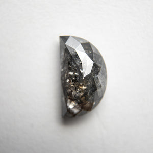 1.82ct 10.19x5.79x3.41mm Half Moon Rosecut 18292-10
